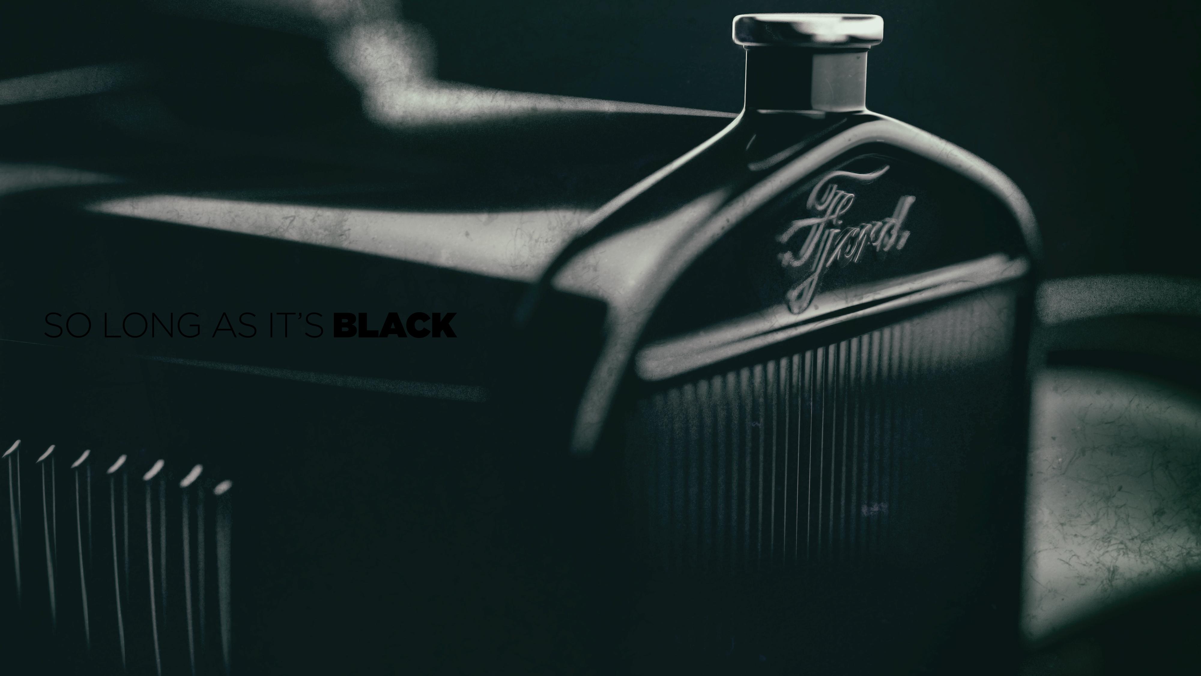 Black on Black Baby.